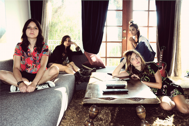 warpaint - No Way Out