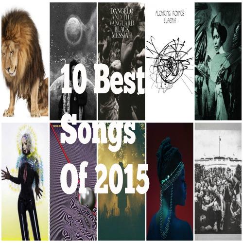 10 Best Songs Of 2015