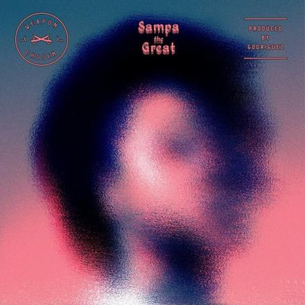 Sampa The Great - Weapon Chosen Mixtape