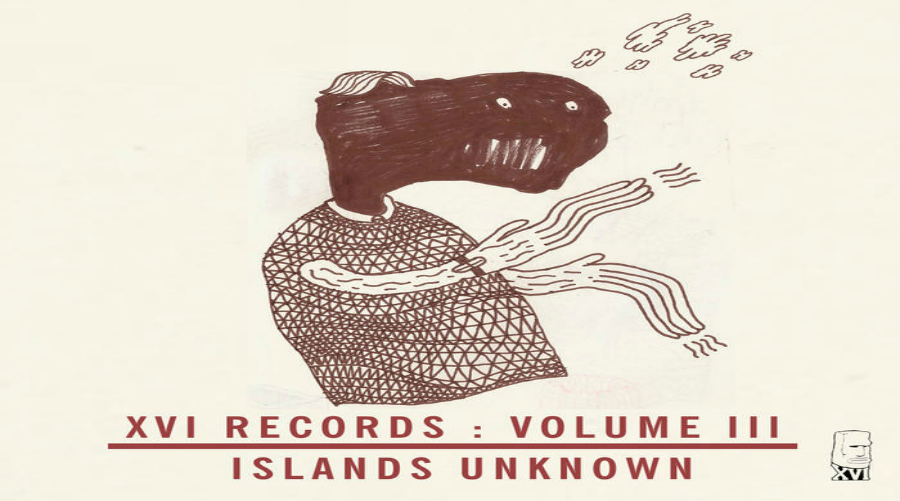-XVI Records - Vol-.-3 - Islands Unknown