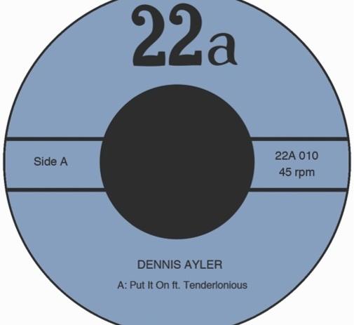 Dennis Ayler Put It On EP