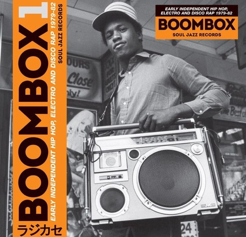 Boombox Early Independent Hip Hop, Electro and Disco Rap 79 - 82