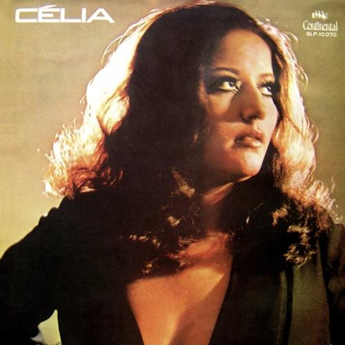 """Celia – Na Boca do Sol / A Hora e Essa – 7"""""""