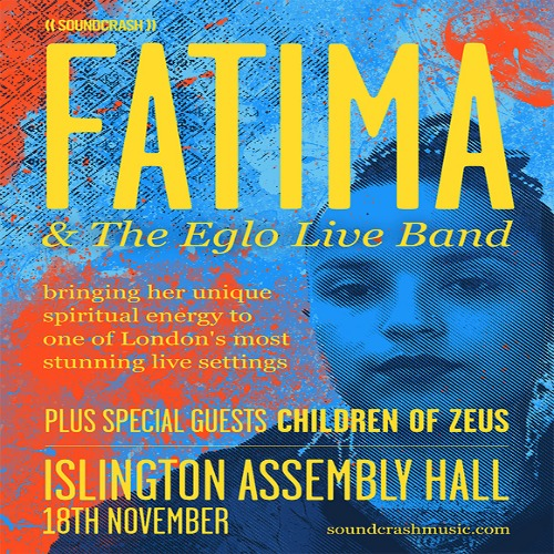 Fatima & The Eglo Live Band