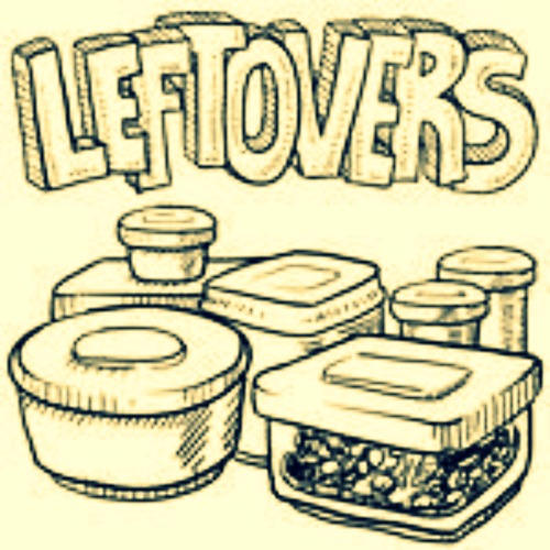 Tuck into our tasty Leftovers