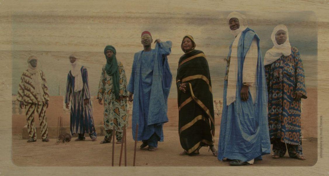 Super Onze De Gao – Enregistrés Pour Yehia Le Marabout
