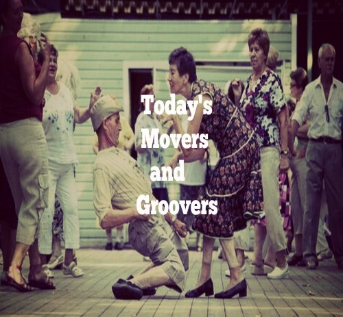 Today's Movers and Groovers