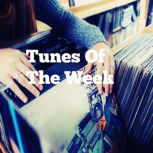 We've got another amazing selection of tunes for you this week!