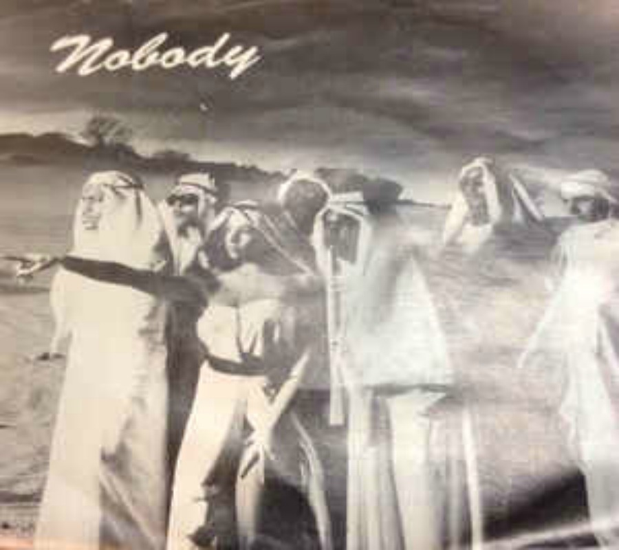 Nobody - I Saw You