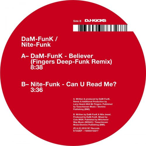 Larry Heard remixes Dâm-Funk on new EP