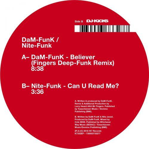 Larry Heard remixes Dâm-Funk on new EP