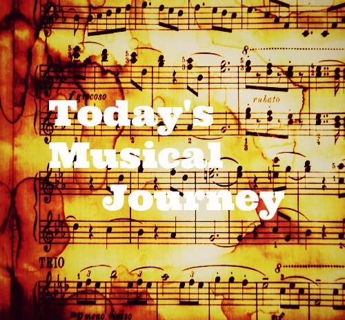 New playlist Today's Musical Journey