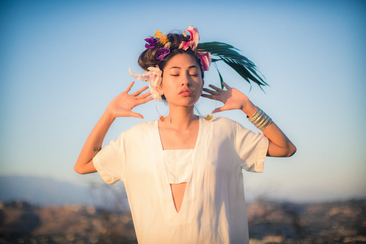 """Low Leaf Prepares for her Upcoming LP """"Palm Psalm"""""""