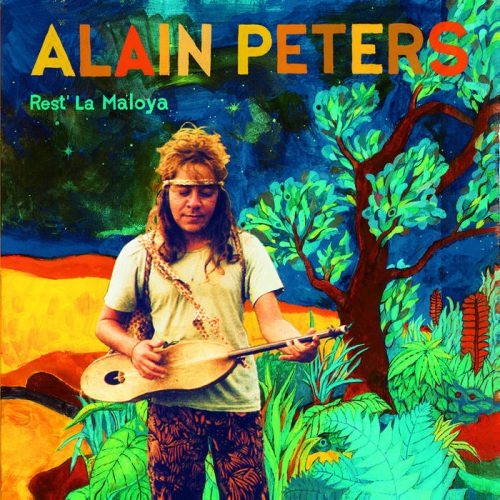 Alain Peters- Rest La Maloya