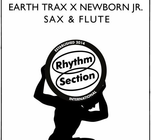 Earth Trax X Newborn Jr. - Sax Track