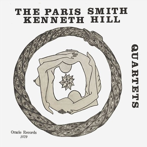 The Paris Smith Kenneth Hill QUARTETS Jazzaggression LP