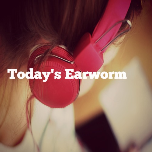 New playlist on the site: Today's Earworm