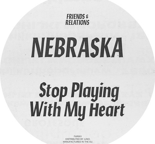 Nebraska – Stop Playing With My Heart EP