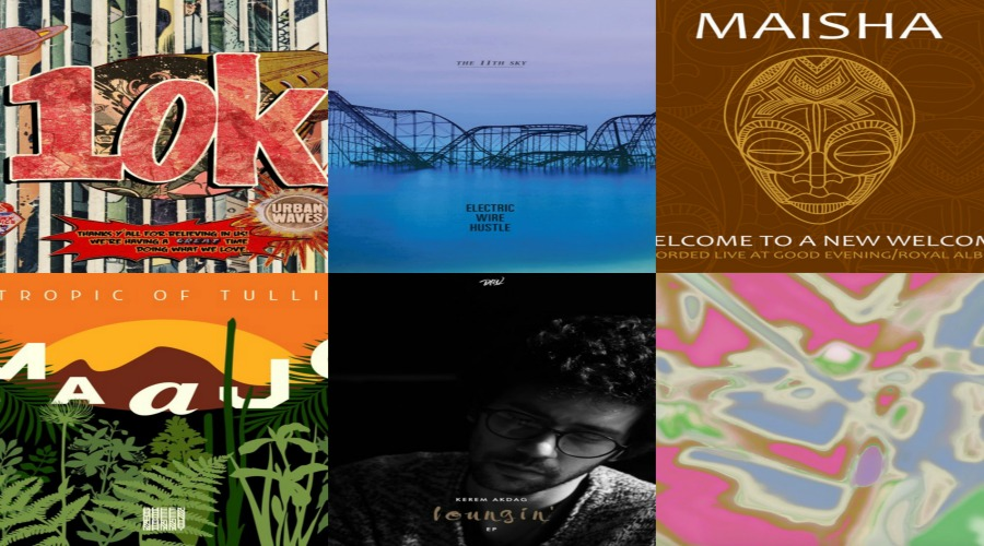 Tunes Of The Week 01.10.16