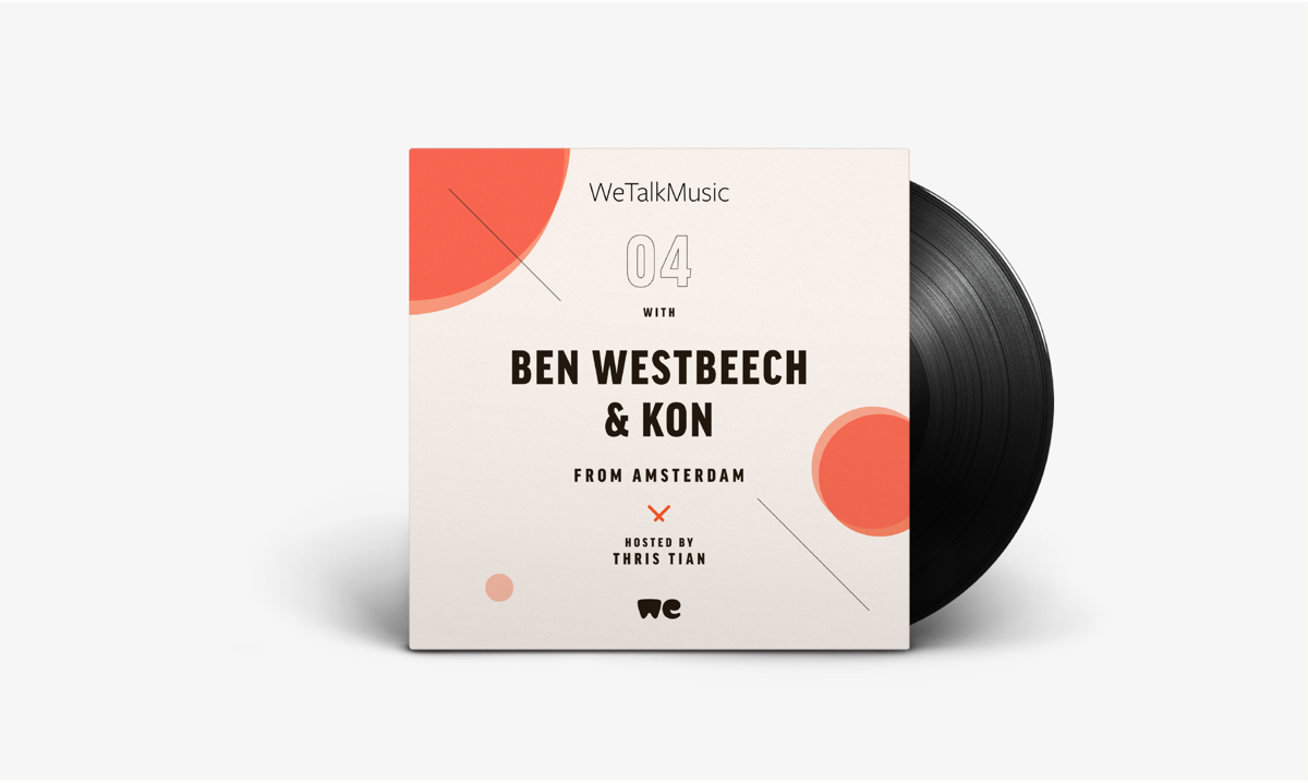 WeTalkMusic Ep.4 with Ben Westbeech & Ko