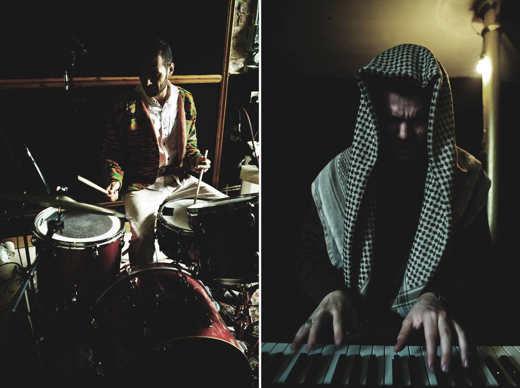 Yussef Kamaal share two new tracks
