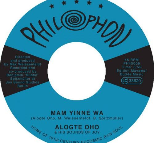 Alogte Oho and his Sounds of Joy