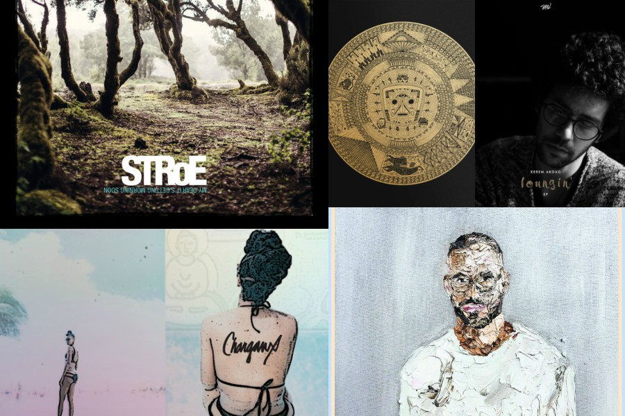 Music from Miles Bonny, Soft Glas, Kerem Akdag, Charguax, Henry Wu & Tito Wun