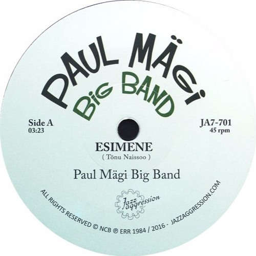 Paul Mägi Big Band