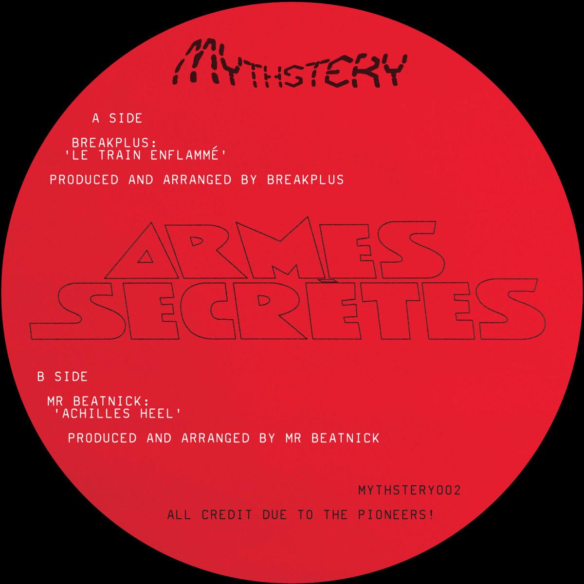 Armes Secrètes -  Breakplus & Mr Beatnick
