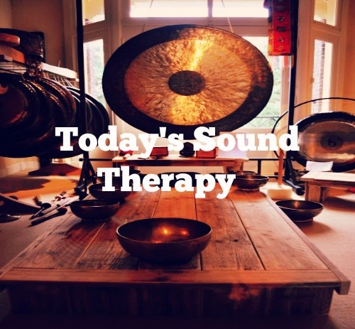 New Playlist: Today's Sound Therapy