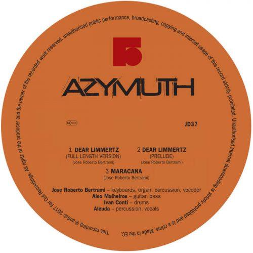 Azymuth - Dear Limmertz / Maracana