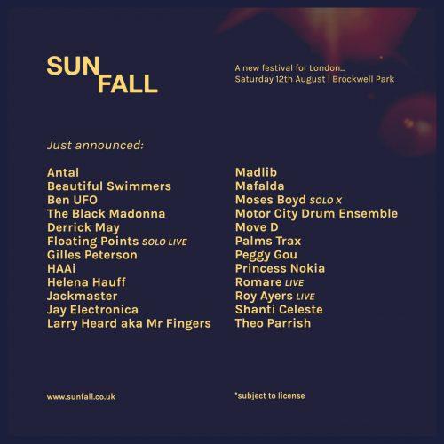 sunfall festival 2017