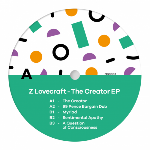Z Lovecraft - The Creator EP