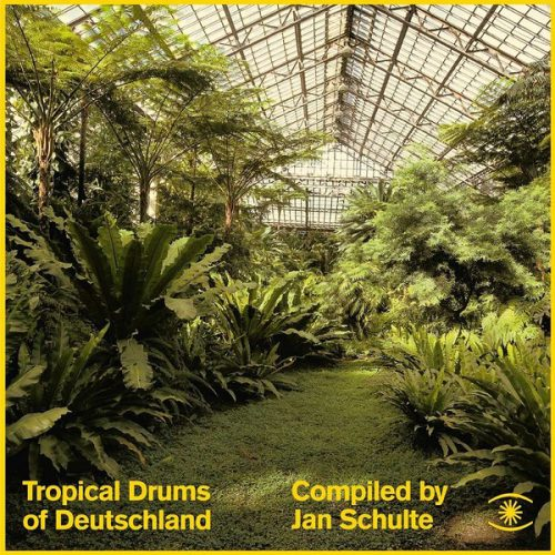 Tropical Drums-Of Deutschland -Various