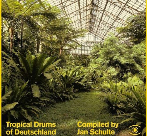 Tropical Drums-Of Deutschland -Various