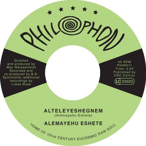 Alteleyeshegnem - Alemayehu Eshete