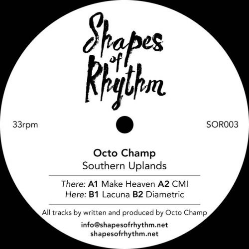 Southern Uplands - Octo Champ