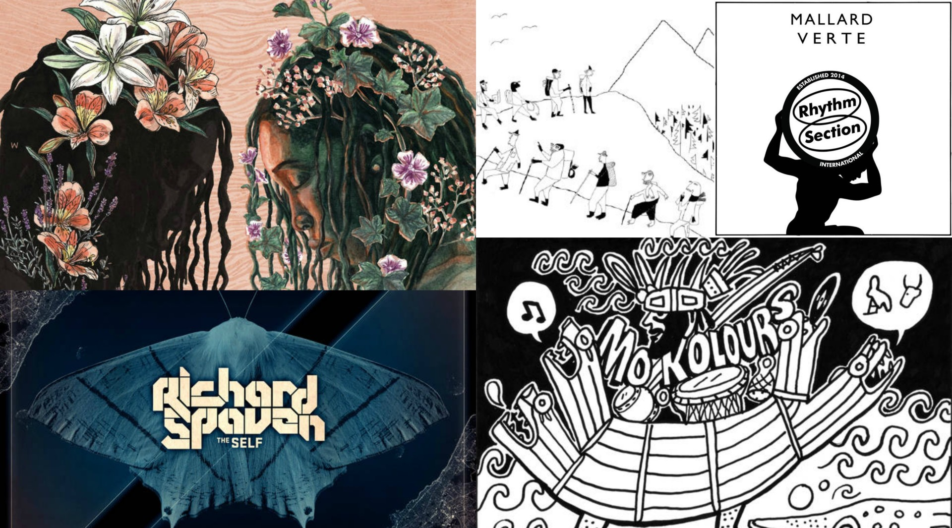 Five releases you need to hear.