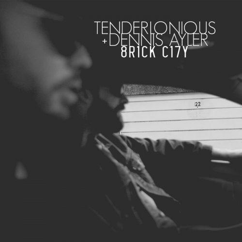 8R1CK C17Y by Tenderlonious + Dennis Ayler
