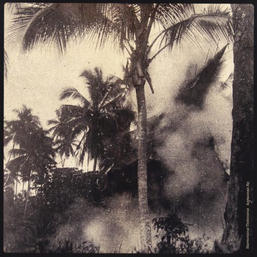 Harmonious Thelonious shares new EP.