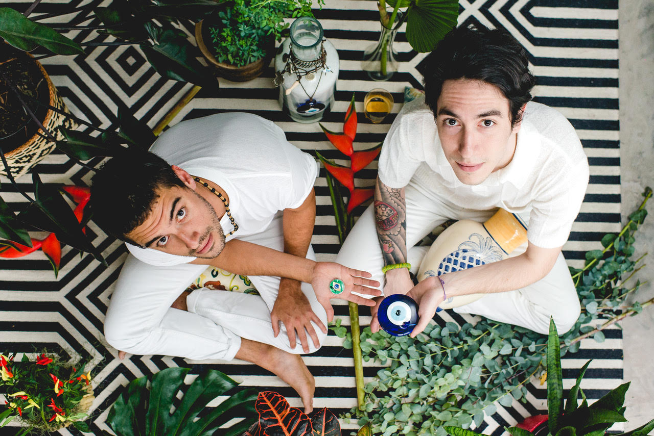 Brazilian duo Balako share second single