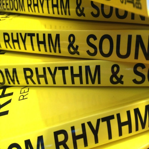 NEW EDITION Freedom, Rhythm and Sound BOOK By Gilles Peterson and Stuart Baker
