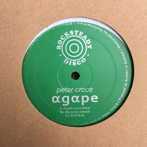 RSD007 :: Agape