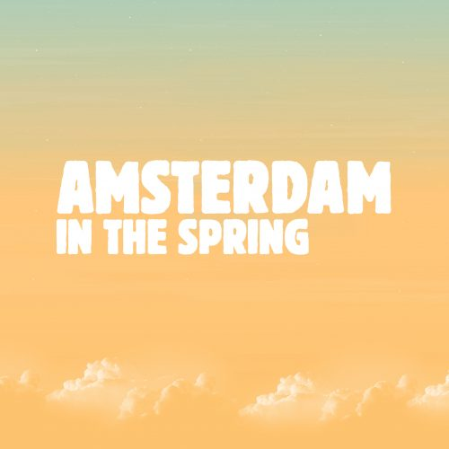 Simon Jefferis' - Amsterdam in the Spring