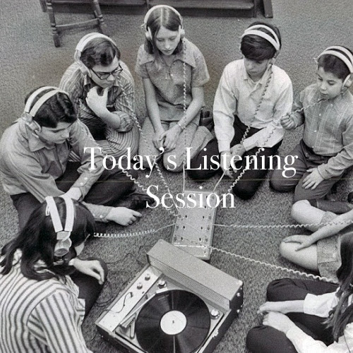Today's Listening Session