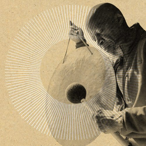 New music from Laraaji - Sun Gong