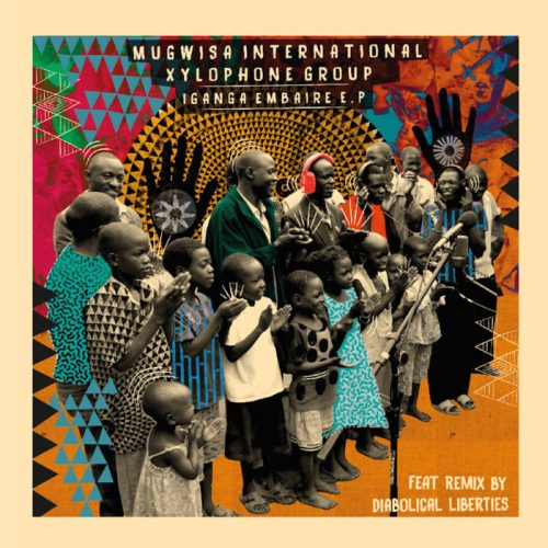 Mugwisa International Xylophone Group II - Iganga Embaire 12""