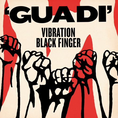Vibration Black Finger - Guadi