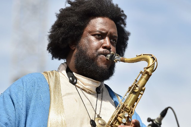 Kamasi Washington shares new EP, Harmony of Difference EP