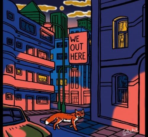 Brownswood put together the cream of UK jazz on new project 'We Out Here'.